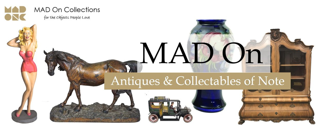 mad on antiques