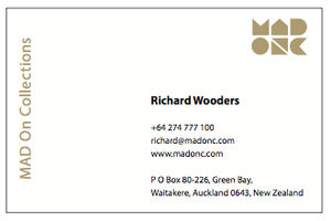 Richard Business Card